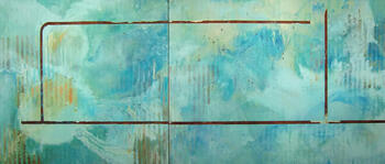 Copper Diptych