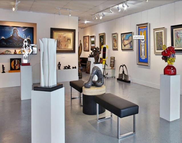 Latin Art Core / Modern / Galleries 2020 / Info - Pinta Miami